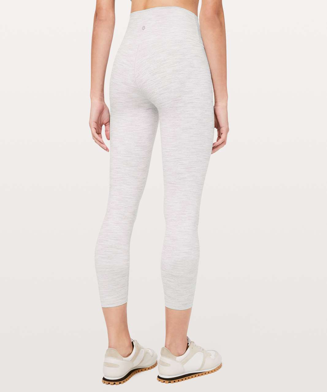 "Lululemon Wunder Under High-Rise 7/8 Tight *Luxtreme 25"" - Wee Are From Space Nimbus Battleship"