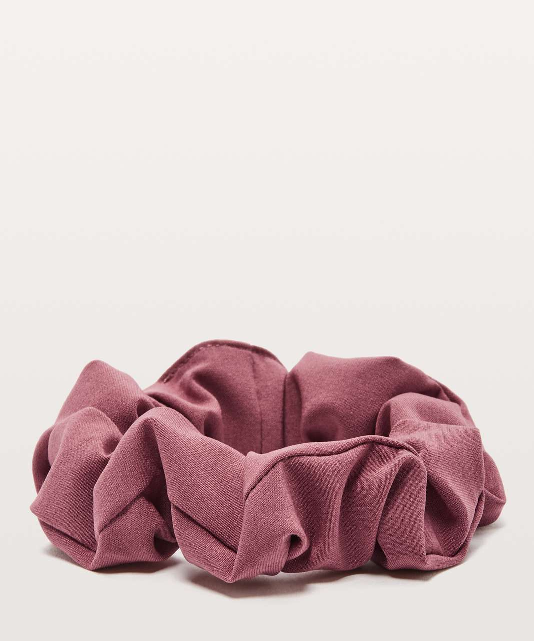 Lululemon Uplifting Scrunchie - Misty Merlot