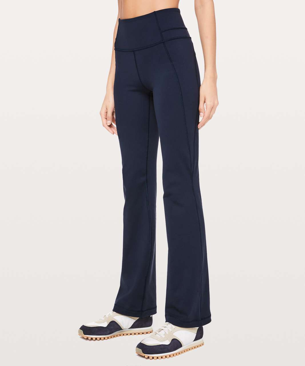 "Lululemon Groove Pant Bootcut 32"" - True Navy (First Release)"