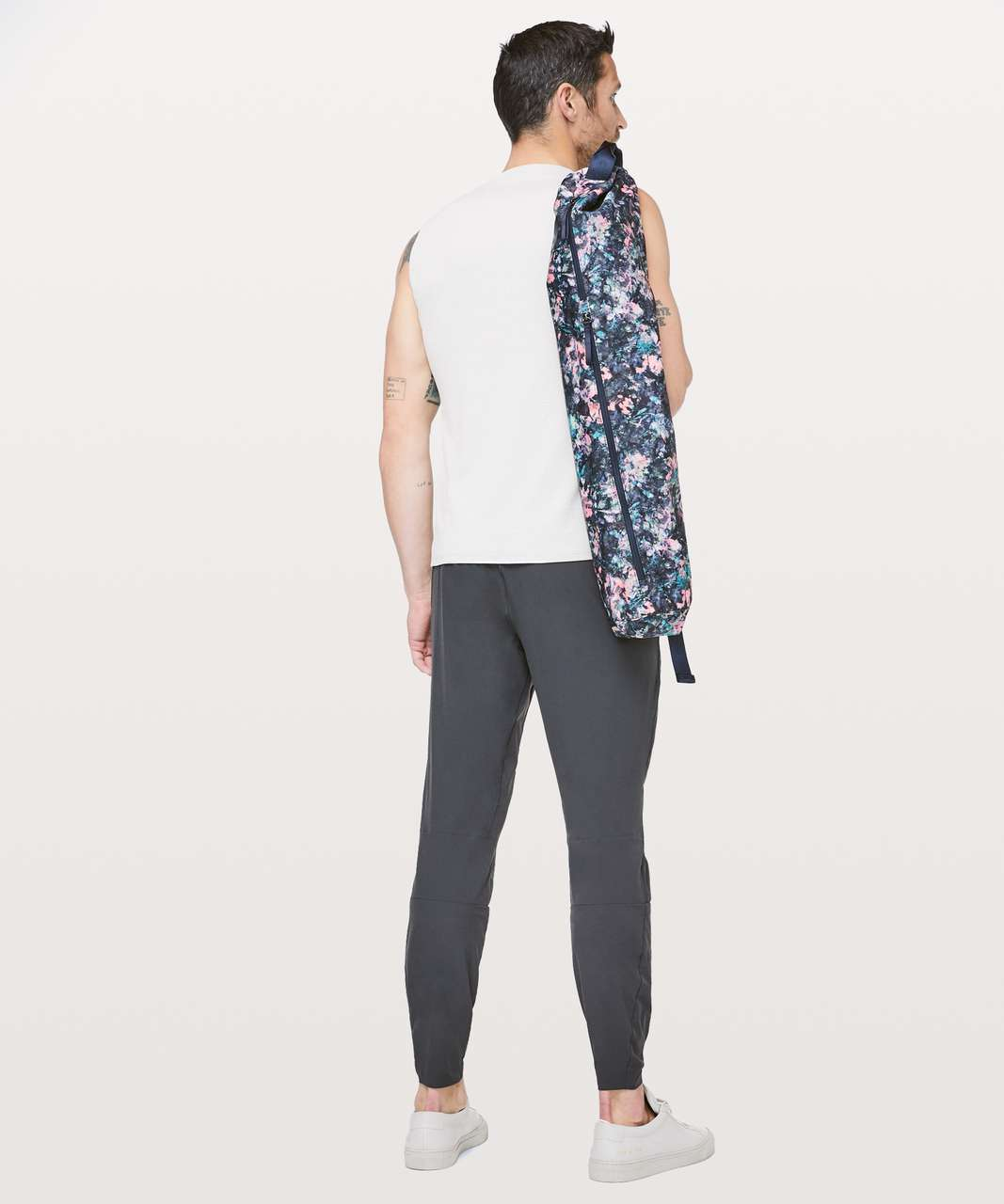 Lululemon Get Rolling Yoga Mat Bag *17L - Dappled Daze Multi