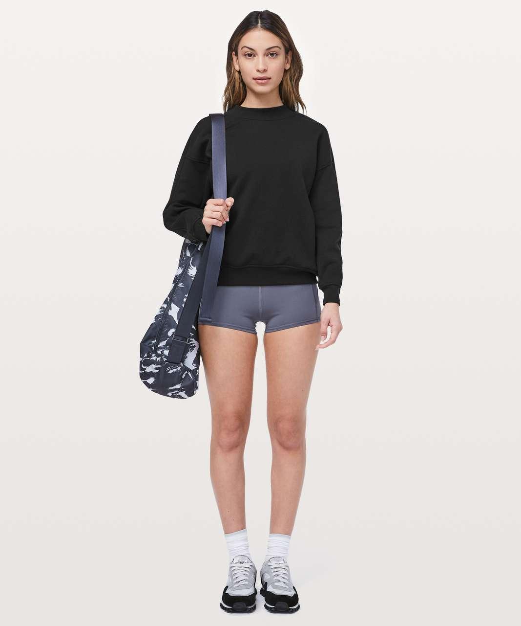 Lululemon Chill On Pullover - Black