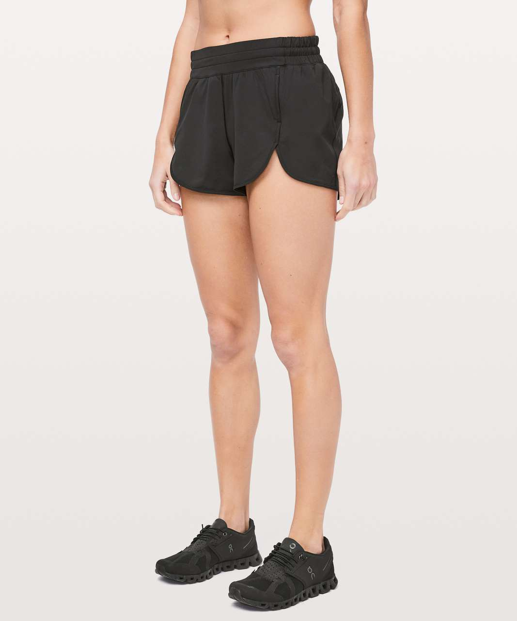 "Lululemon Power Stride Short *2.5"" - Black"