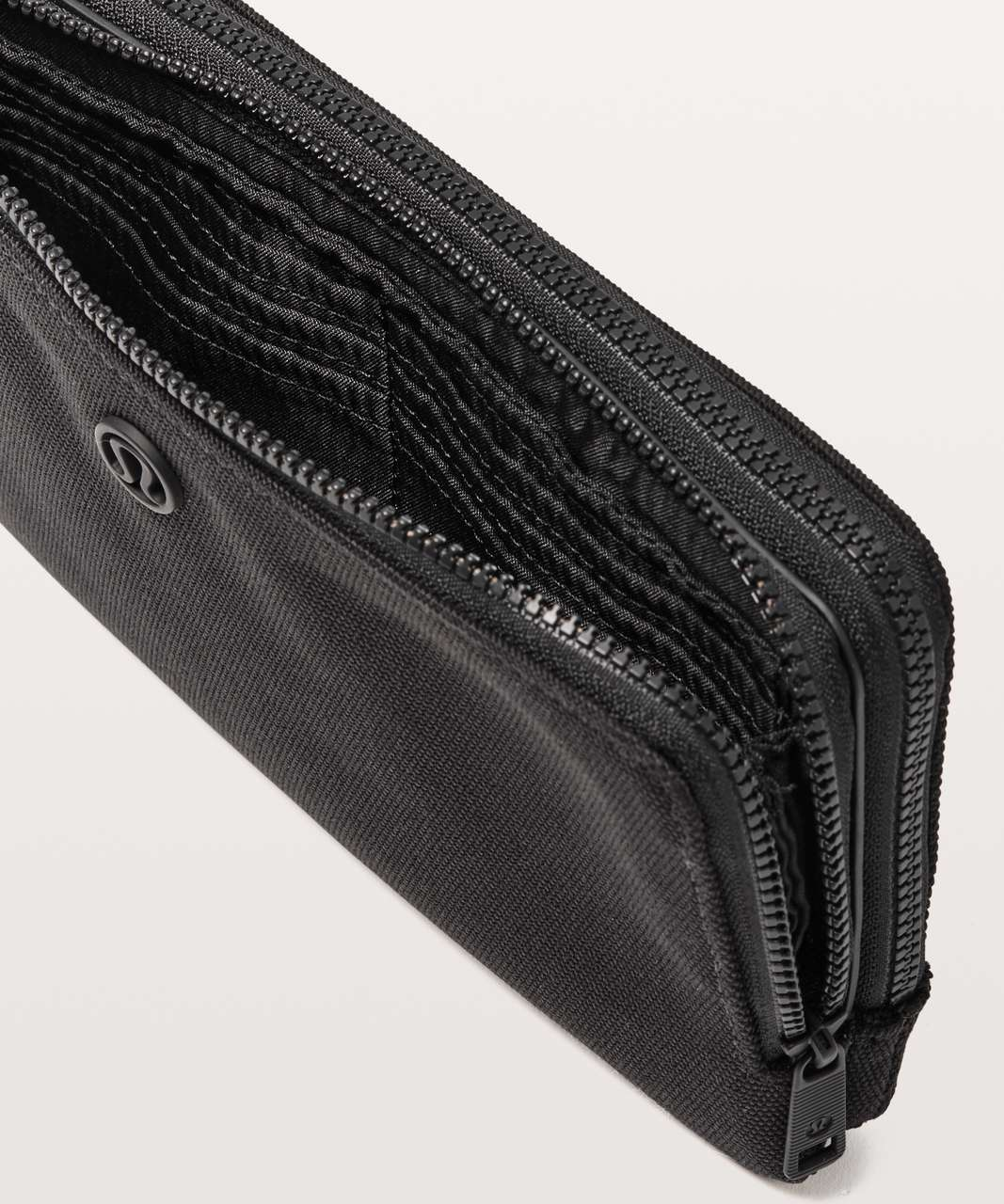 Lululemon Double Up Pouch - Black (Third Release)