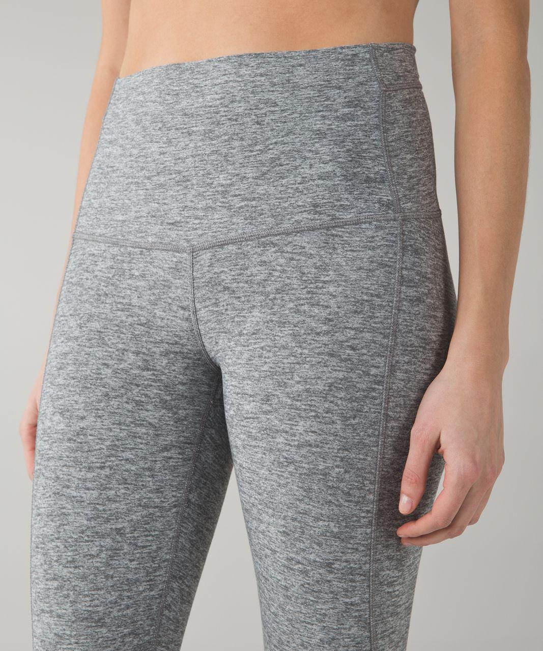 Lululemon Pure Practice Pant - Heathered Slate