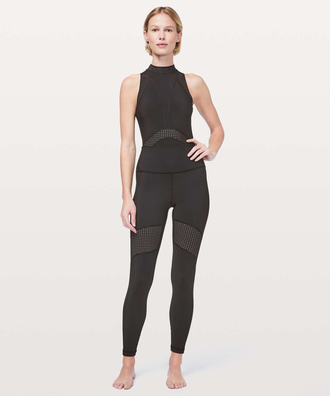 Lululemon Beach Break Paddlesuit - Black