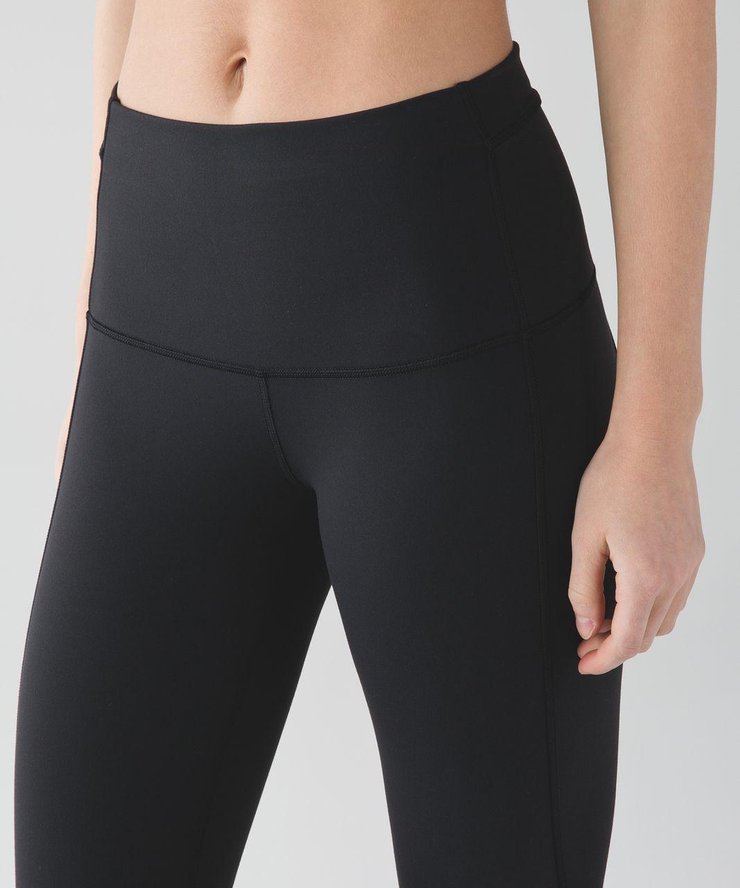 Lululemon Pure Practice Pant - Black
