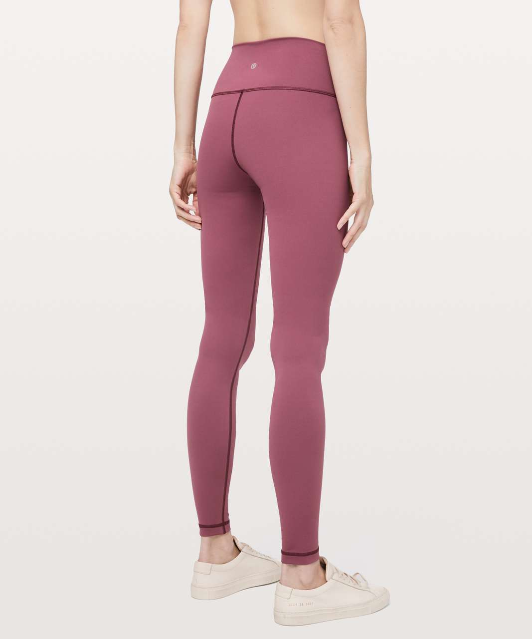"Lululemon Wunder Under High-Rise Tight *Full-On Luxtreme Tall 31"" - Misty Merlot"