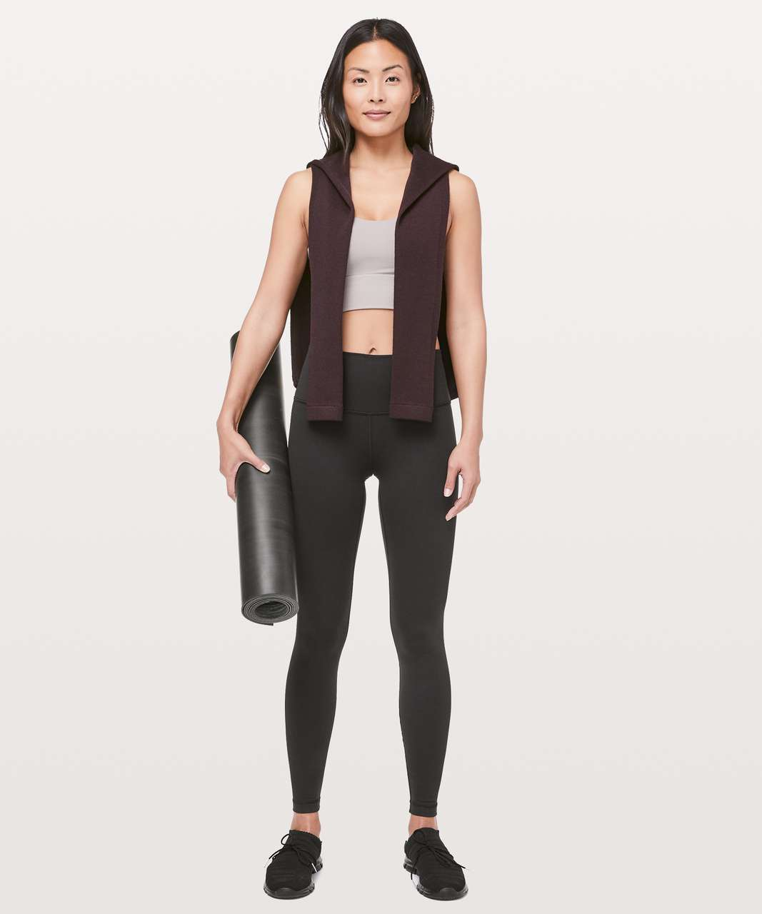 "Lululemon Wunder Under High-Rise Tight *Full-On Luon 28"" - Black"
