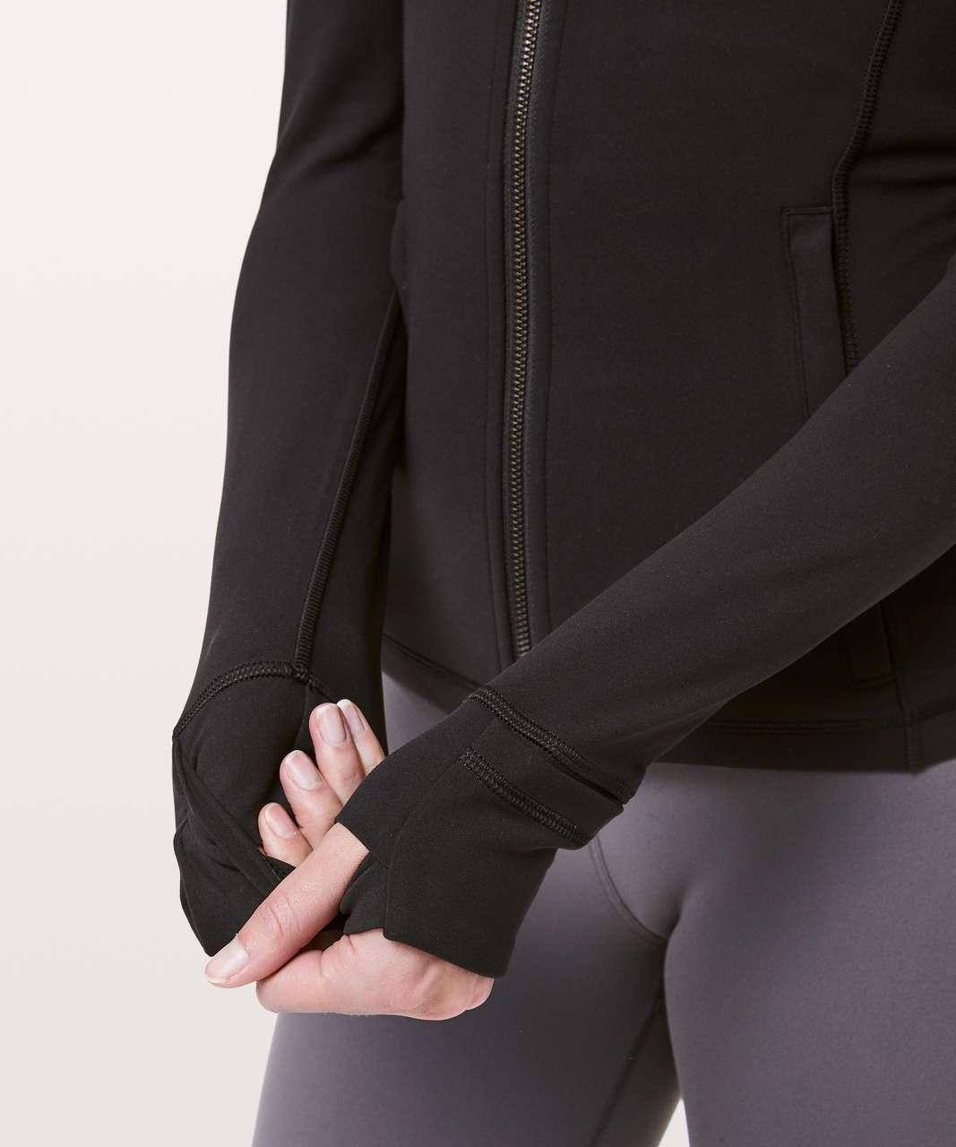 Lululemon Hooded Define Jacket *Nulu - Black (Second Release)