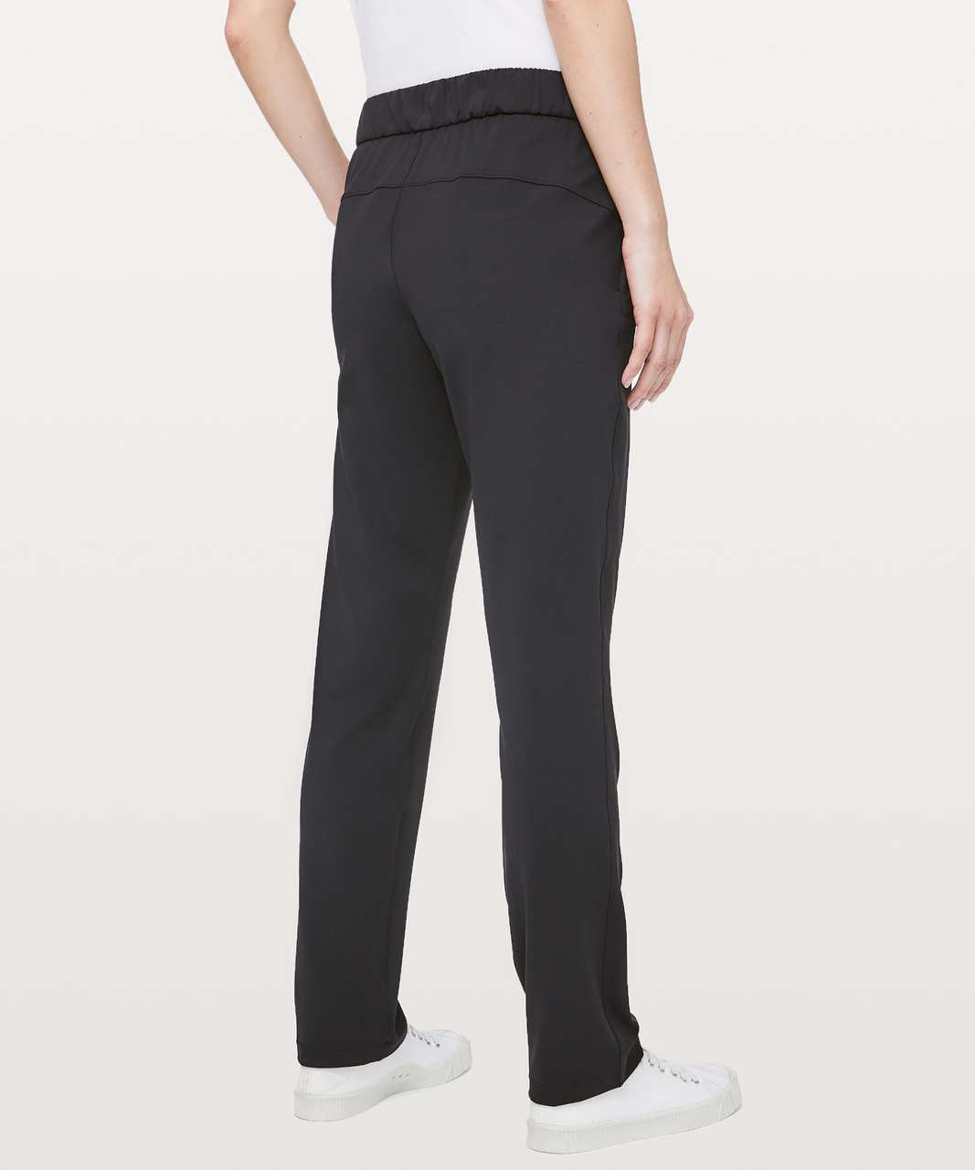 "Lululemon On The Fly Pant Full Length 31"" - Black"