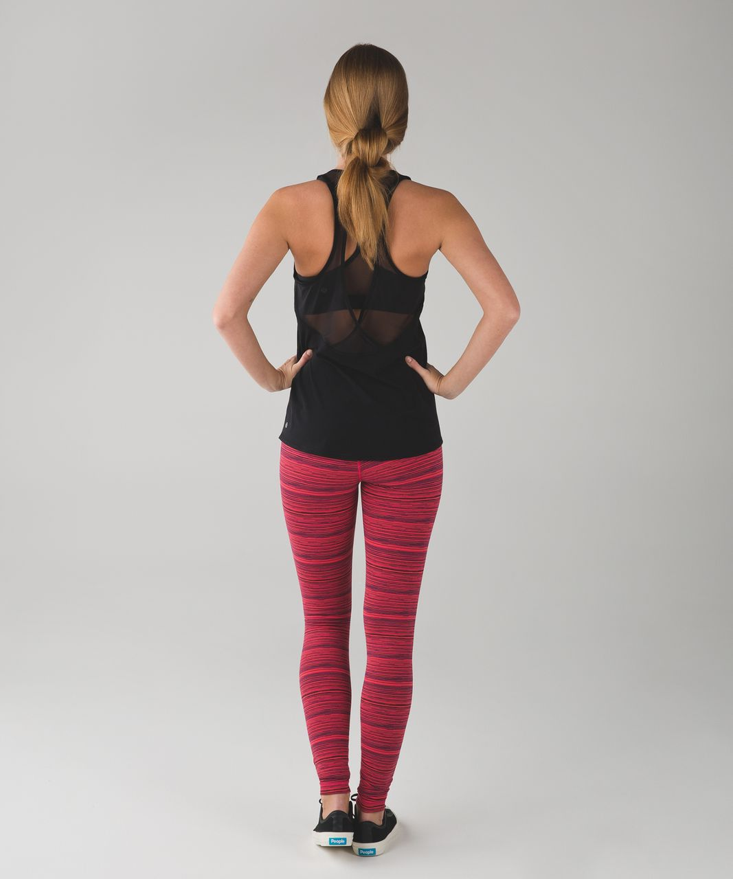 Lululemon Wunder Under Pant (Hi-Rise) - Cyber Boom Juice Alarming