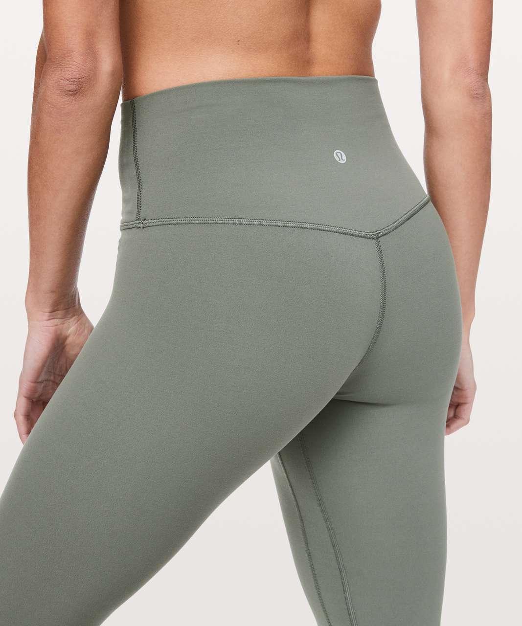 "Lululemon Align Pant II *25"" - Grey Sage"