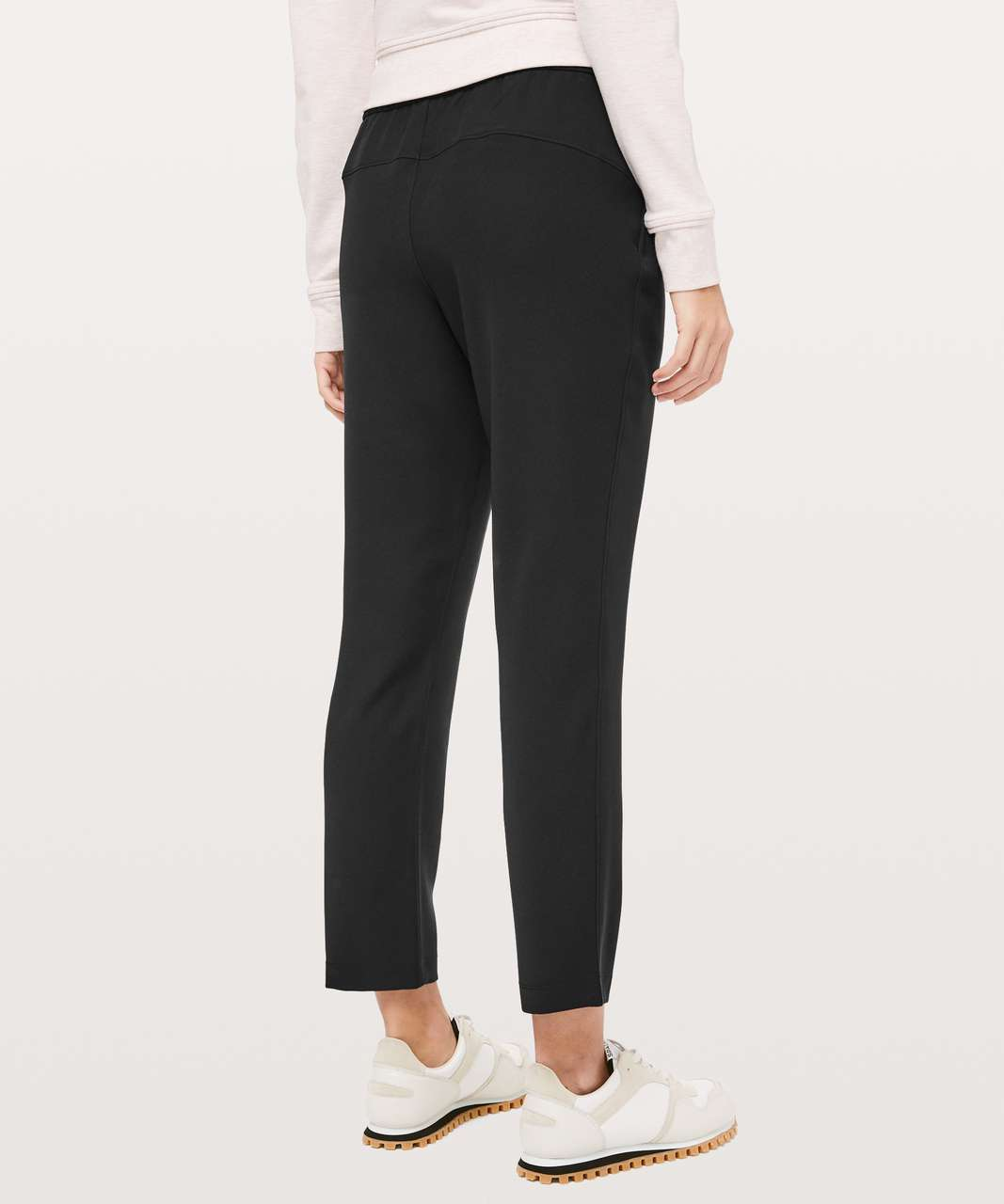 "Lululemon On The Fly Pant *Woven 28"" - Black"