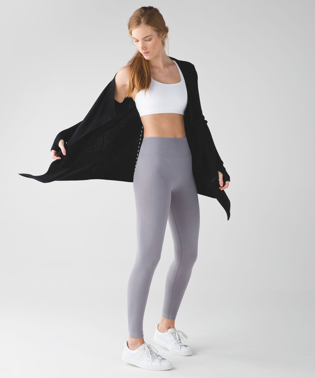 Lululemon Flow Amp Go Tight Battleship Lulu Fanatics