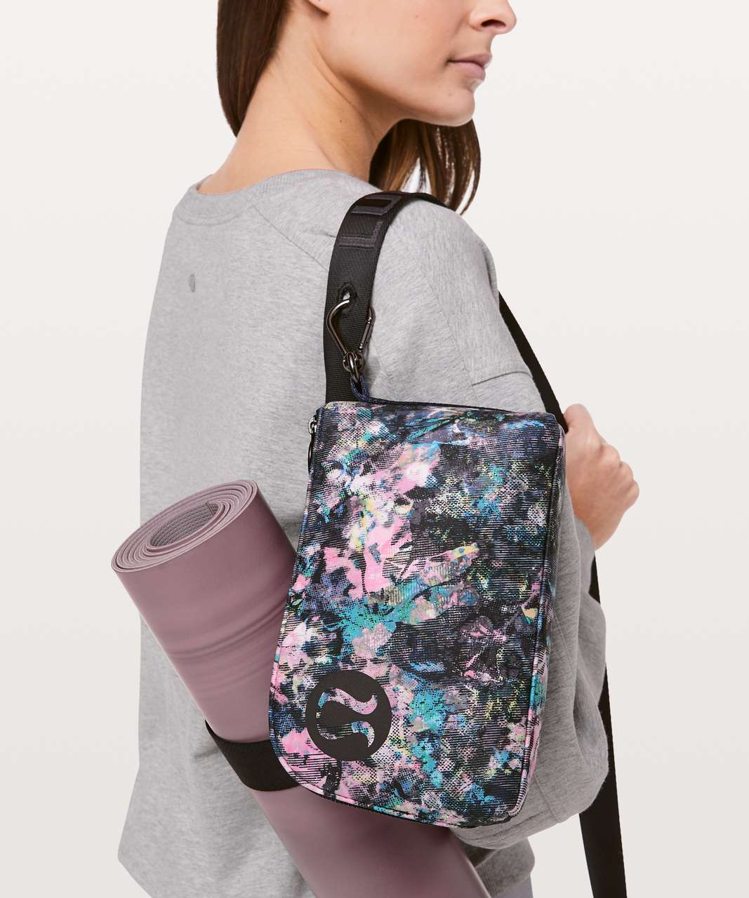 Lululemon Off The Mat Pouch *Neoprene - Dappled Daze Multi