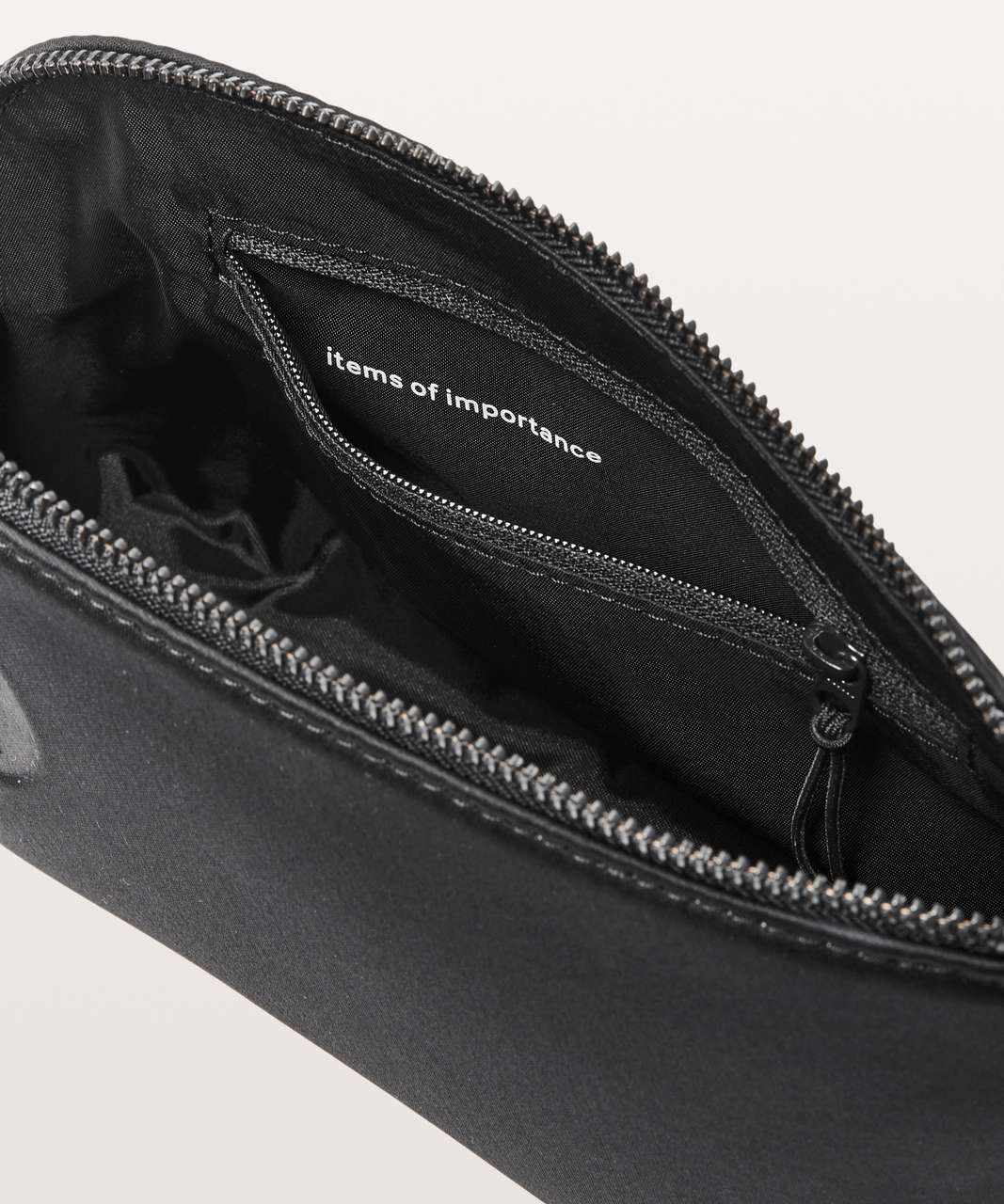Lululemon Off The Mat Pouch *Neoprene - Black