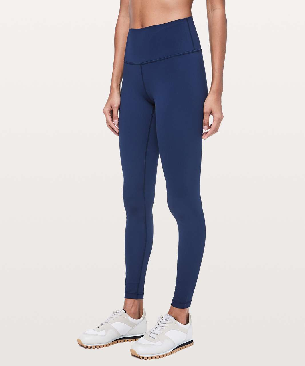 "Lululemon Wunder Under High-Rise Tight *Nulux 28"" - True Navy"