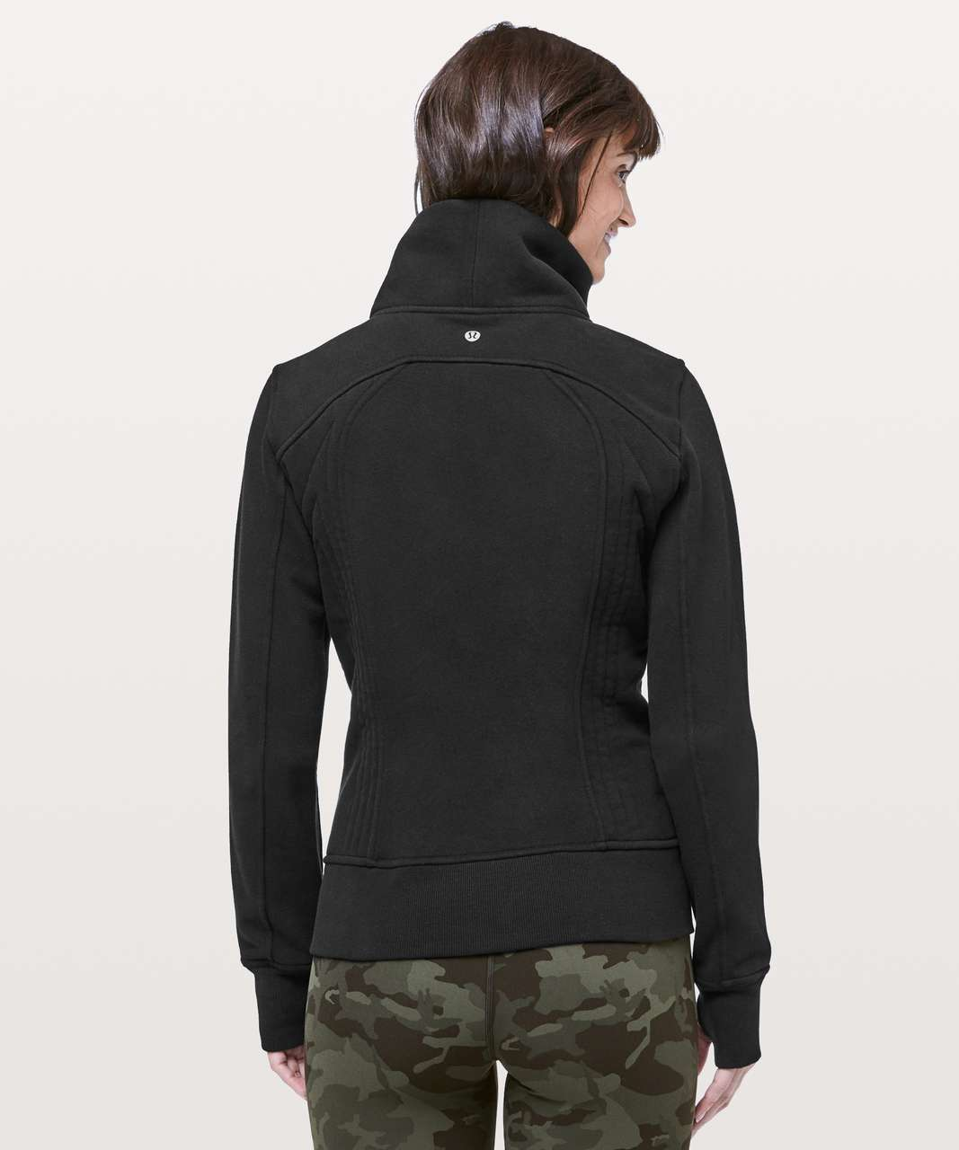 Lululemon Moving Meditation Jacket - Black