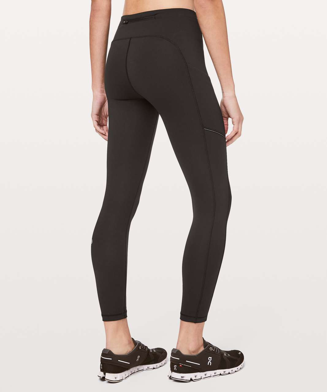 Lululemon Speed Up 7/8 Tight - Black