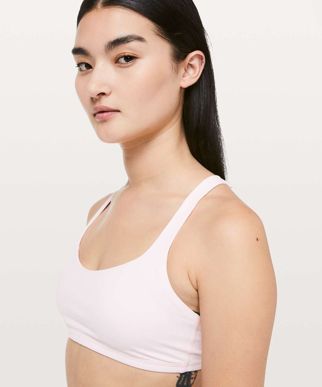 Lululemon Free To Be Bra - Pink Glow
