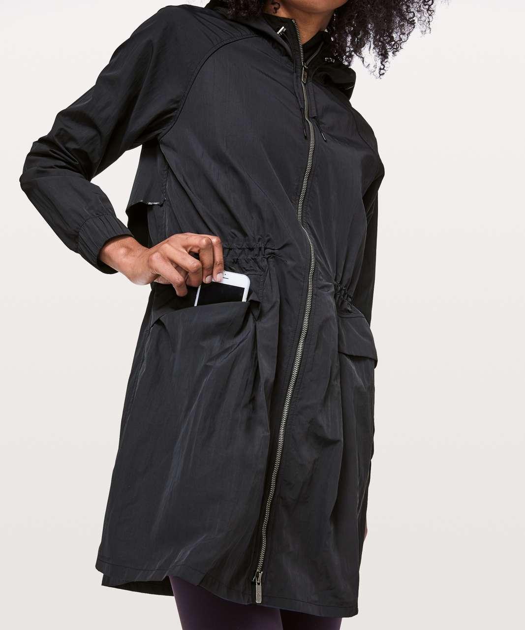Lululemon Pack & Glyde Jacket - Black