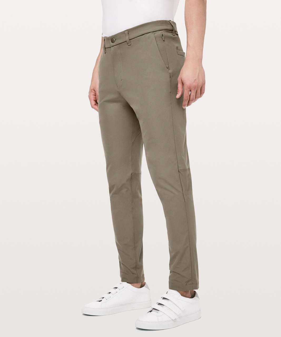 "Lululemon Commission Pant Slim *Warpstreme 34"" - Nomad"