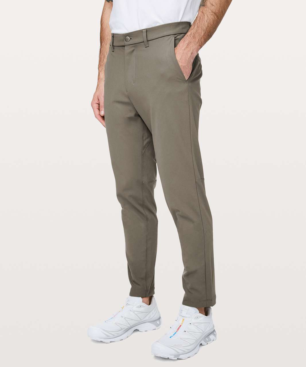 "Lululemon Commission Pant Slim *Warpstreme 32"" - Nomad"