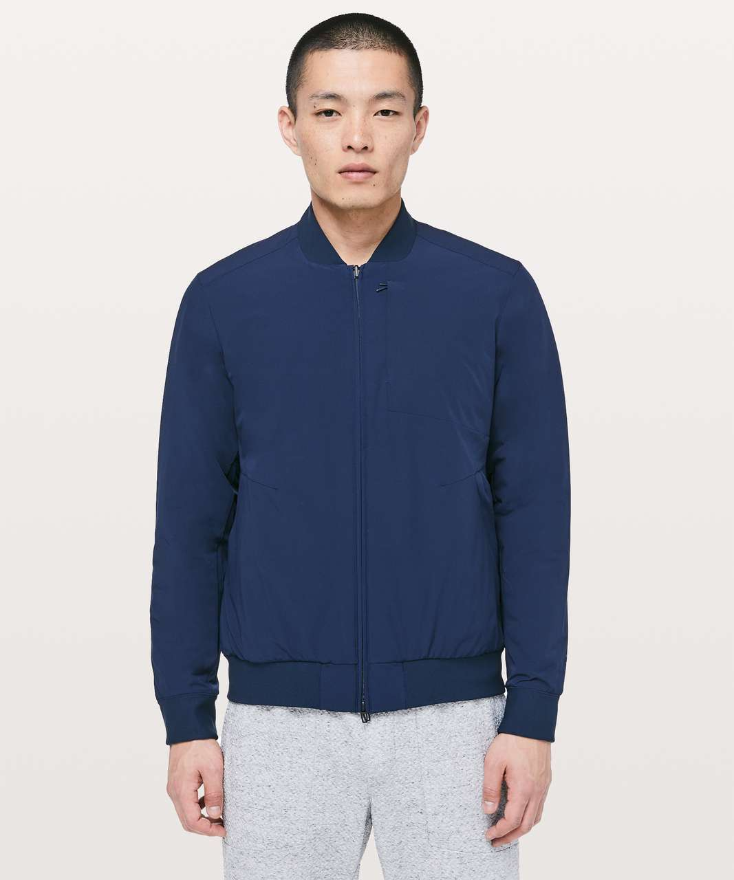 Lululemon Switch Over Bomber - True Navy