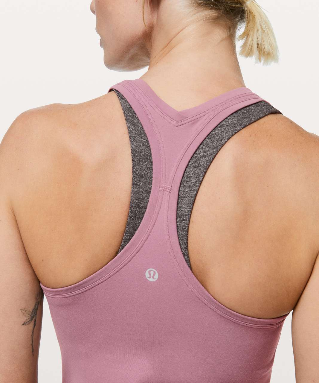 Lululemon Cool Racerback II - Figue