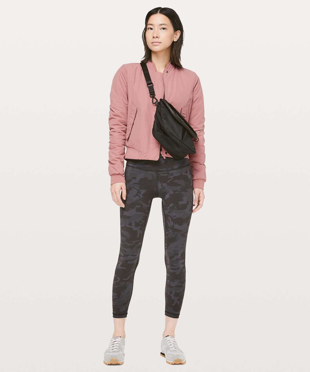 Lululemon Warm Two Ways Bomber - Copper Coil