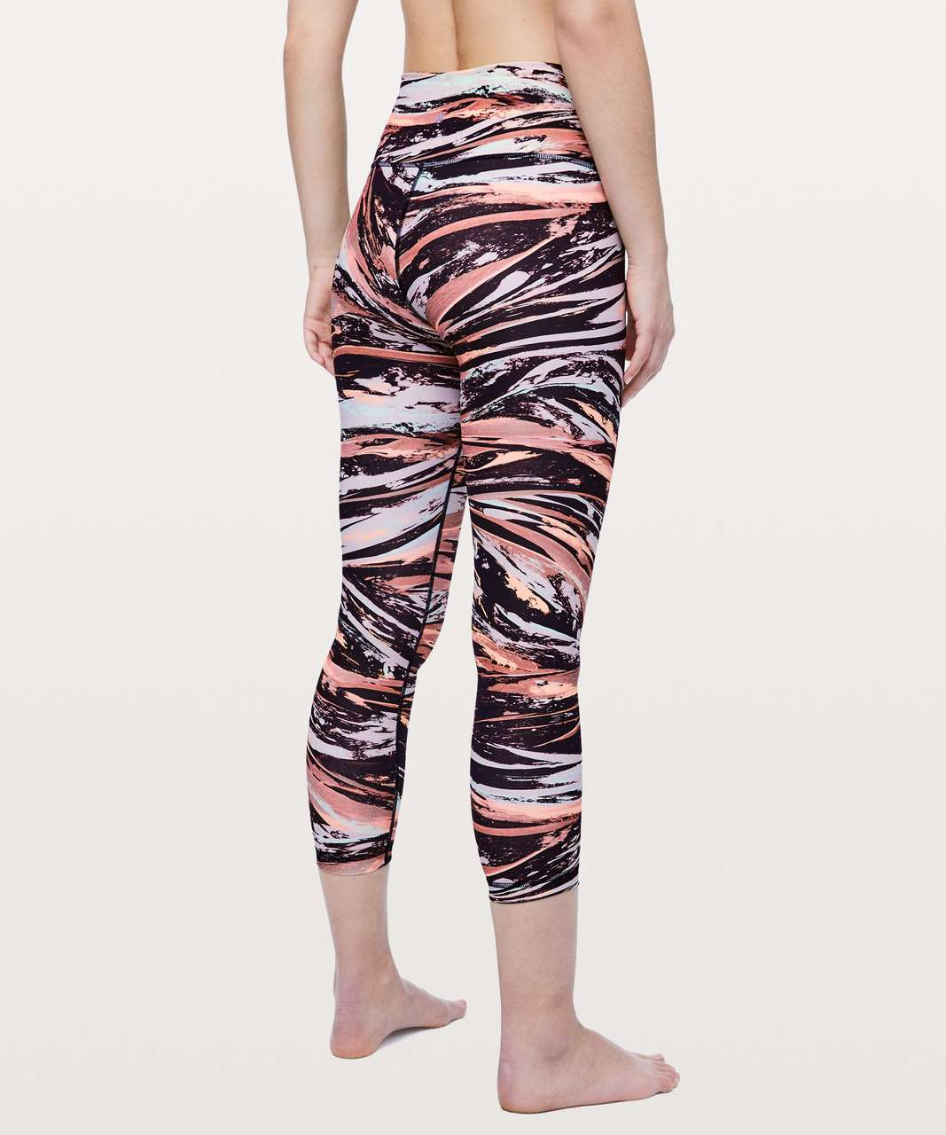 "Lululemon Wunder Under High-Rise 7/8 Tight *Full-On Luxtreme 25"" - Colour Splash Multi"