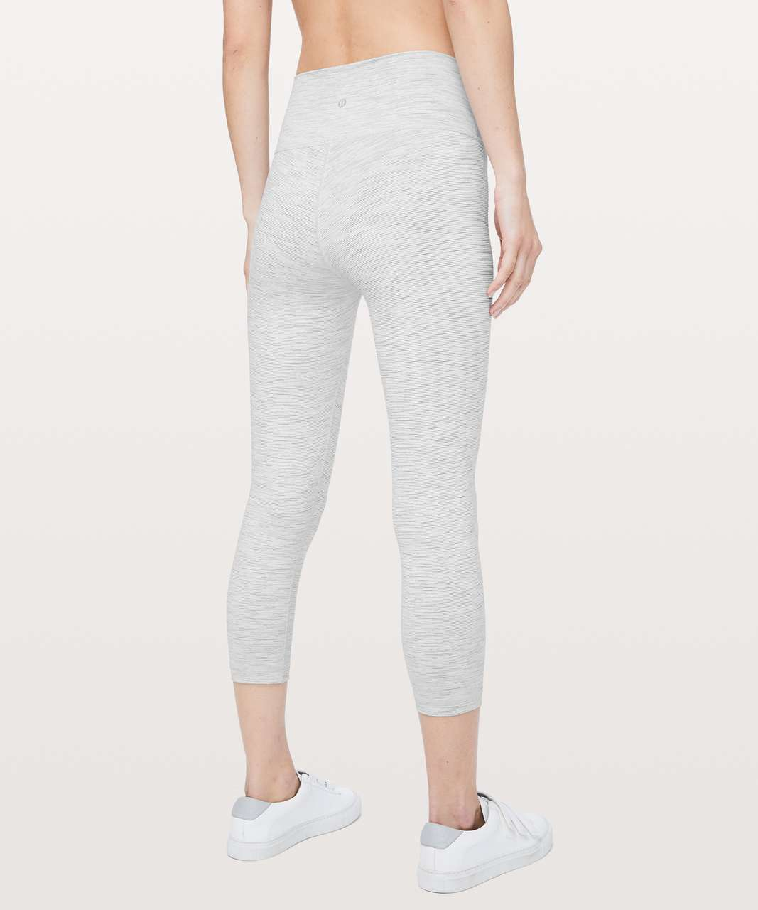 "Lululemon Wunder Under Crop (High-Rise) *Luxtreme 21"" - Wee Are From Space Nimbus Battleship"
