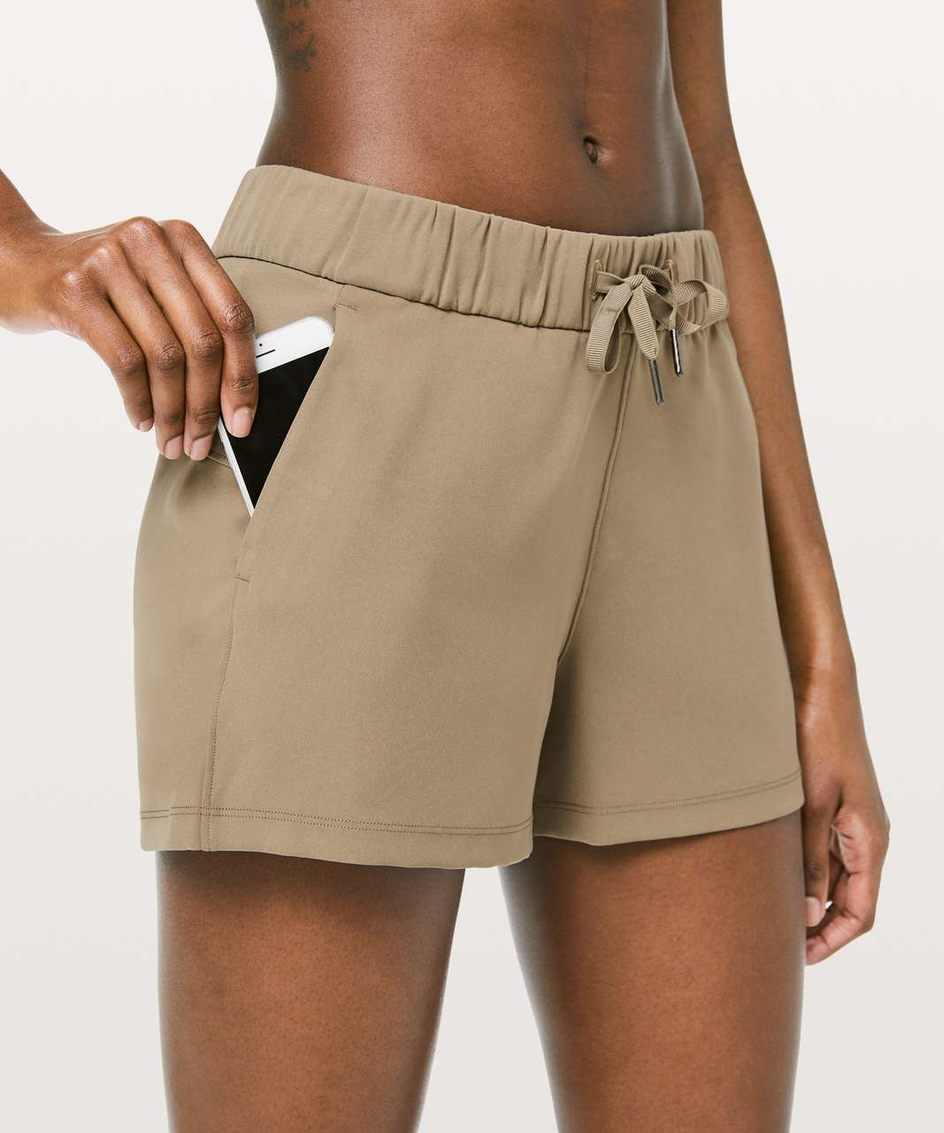 "Lululemon On The Fly Short *Woven *2.5"" - Frontier"