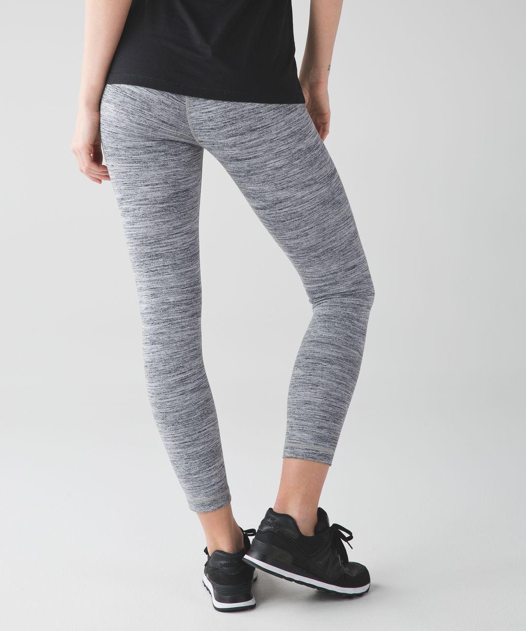 Lululemon High Times Pant - Space Dye Camo Seal Grey Deep Coal