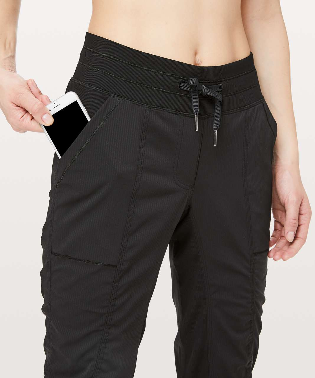 "Lululemon Street To Studio Pant II *Unlined 28"" - Black"