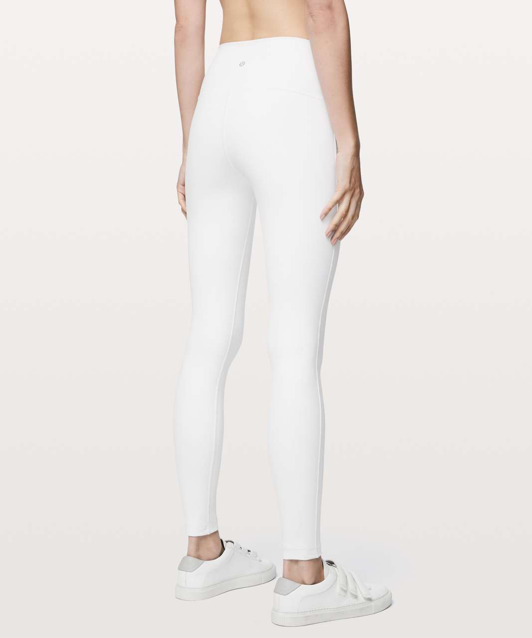 "Lululemon Wunder Under High-Rise Tight *Full-On Luxtreme 28"" - White"