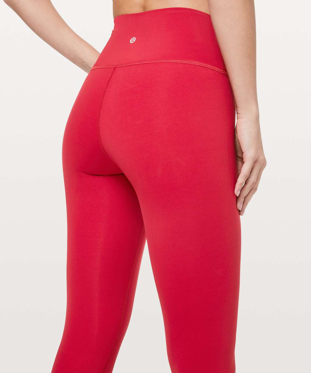 "Lululemon Wunder Under High-Rise 7/8 Tight *Full-On Luxtreme 25"" - Dark Red"