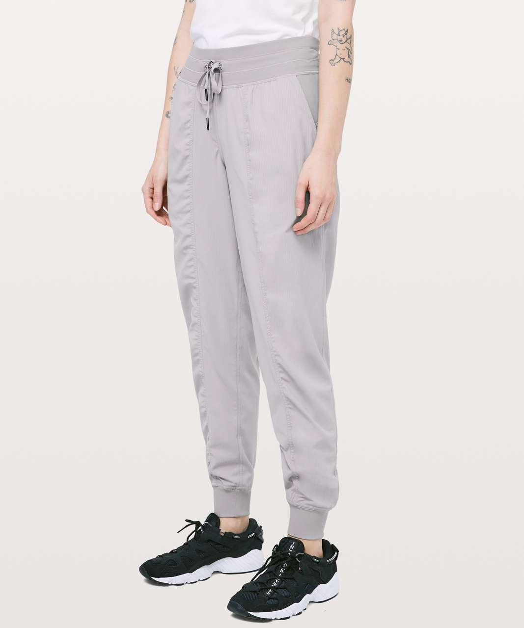 "Lululemon Dance Studio Jogger *29"" - Dark Chrome"