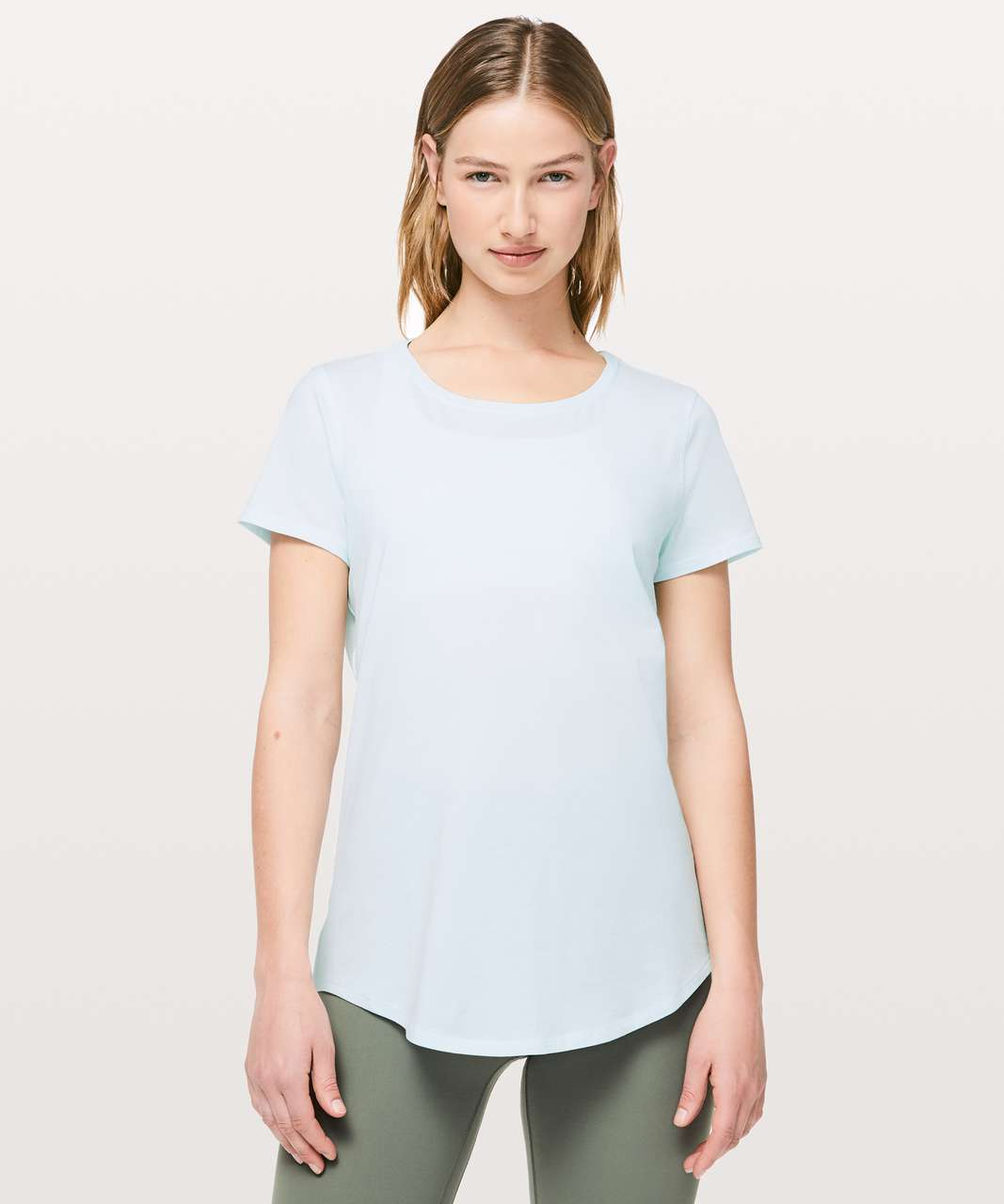 Lululemon Love Crew III - Sheer Blue