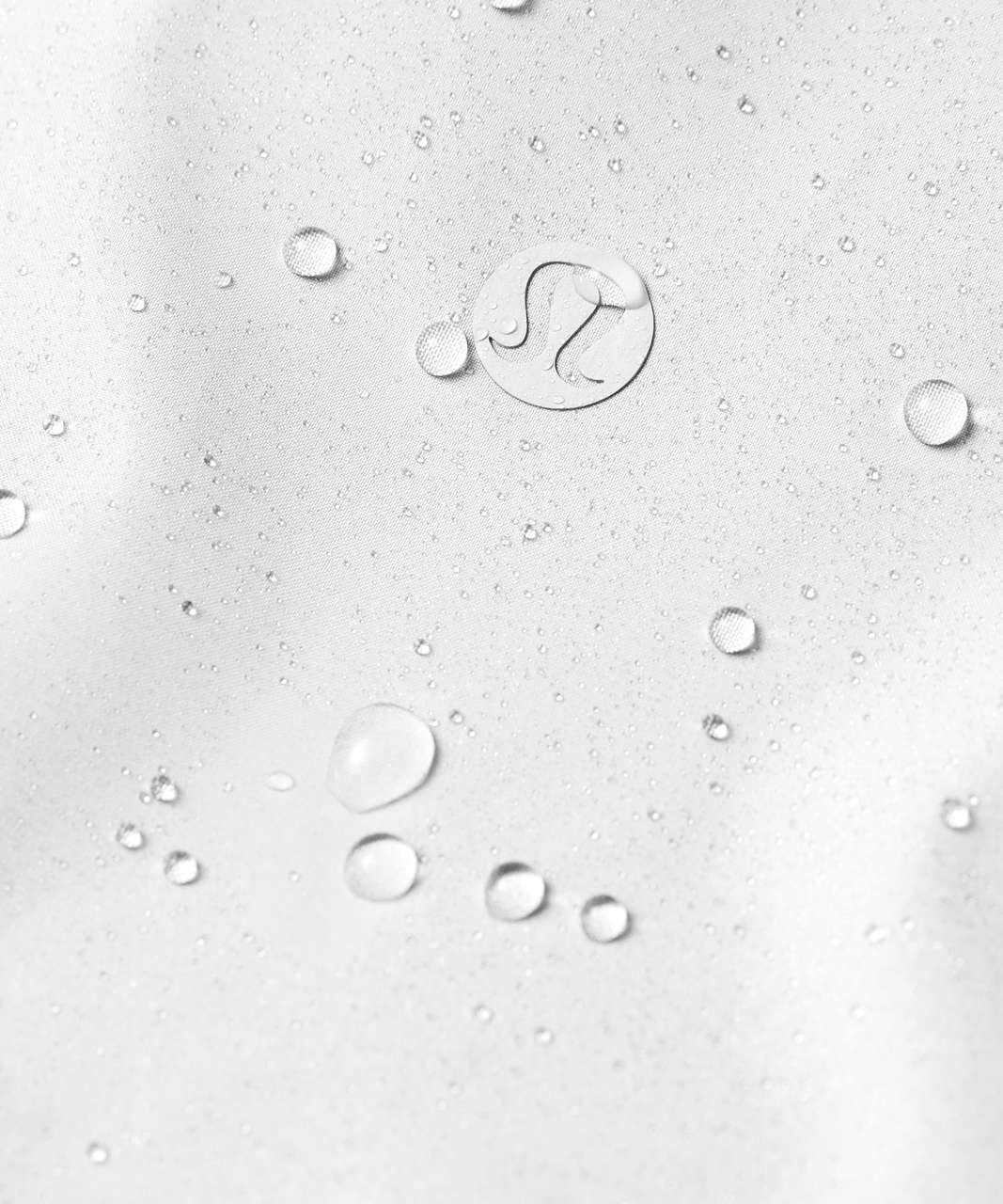 Lululemon Rain Rebel Jacket - Light Chrome