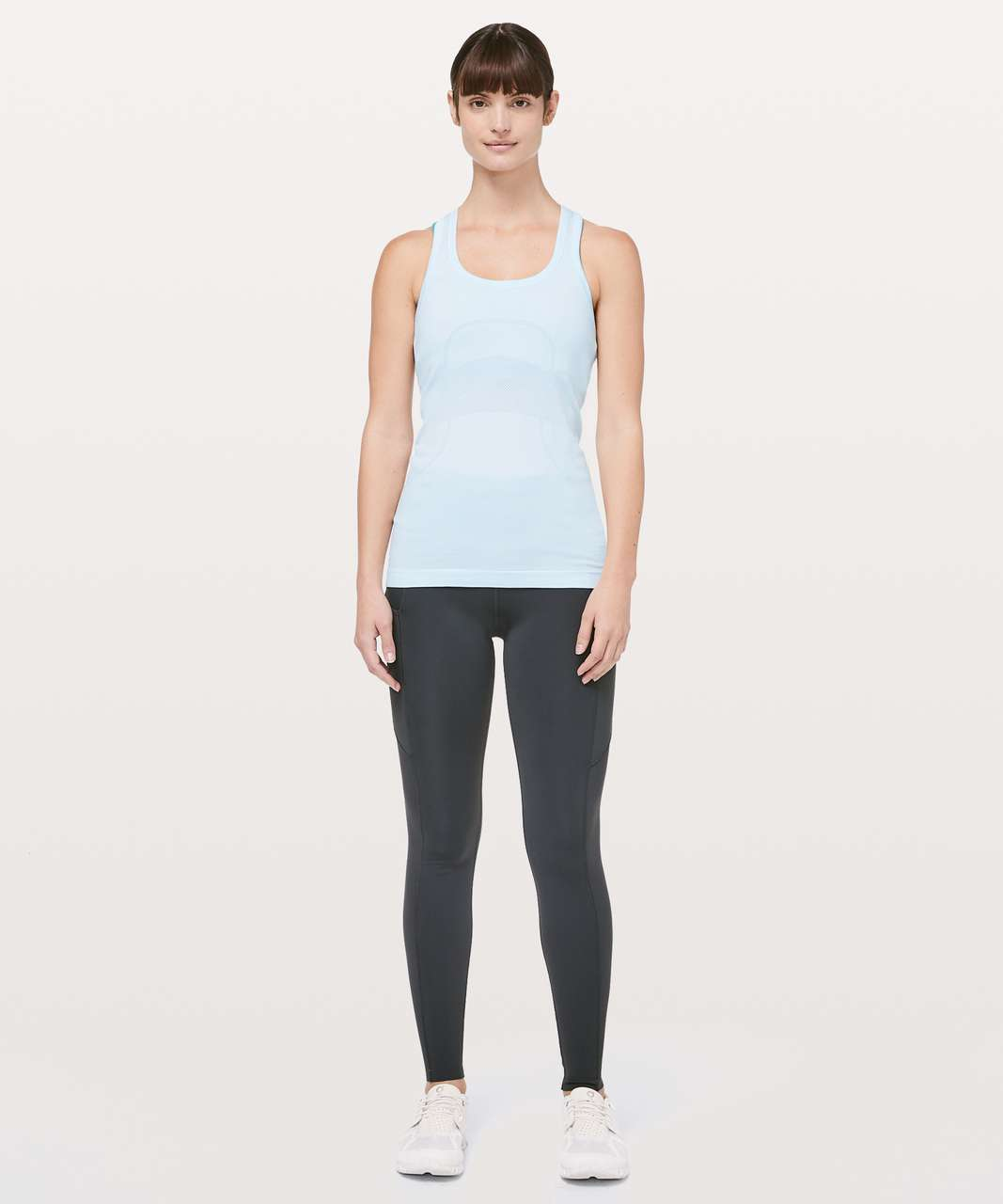 Lululemon Swiftly Tech Racerback - Sheer Blue / Sheer Blue