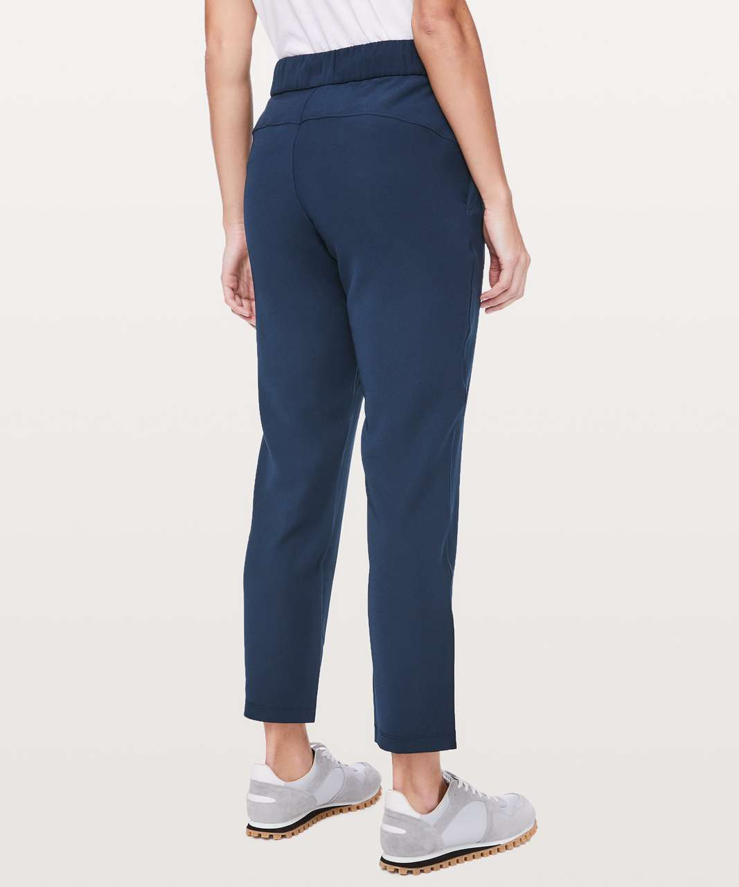 """Lululemon On The Fly Pant *Woven 27"""" - True Navy"""