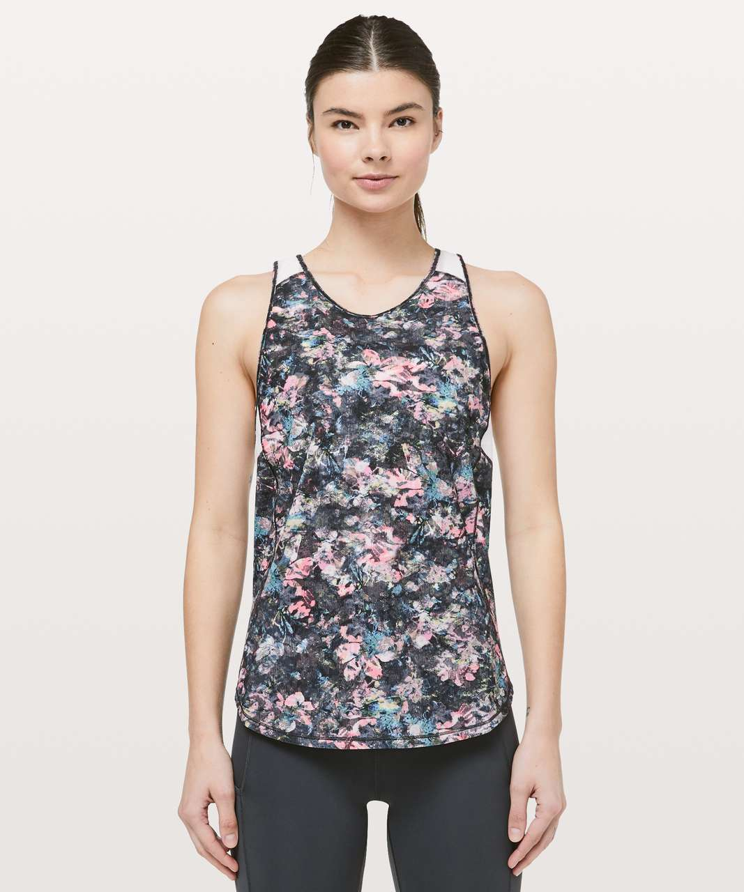 Lululemon Sculpt Tank II - Dappled Daze Multi