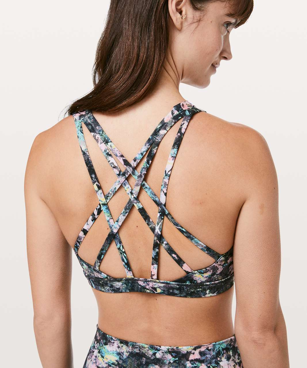 Lululemon Free To Be Serene Bra - Dappled Daze Multi