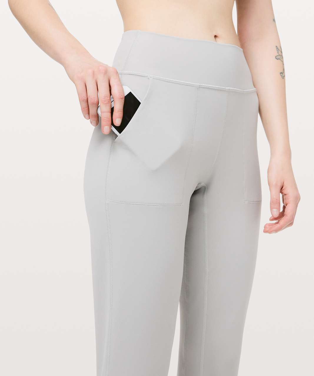 "Lululemon Align Jogger *28"" - French Clay"