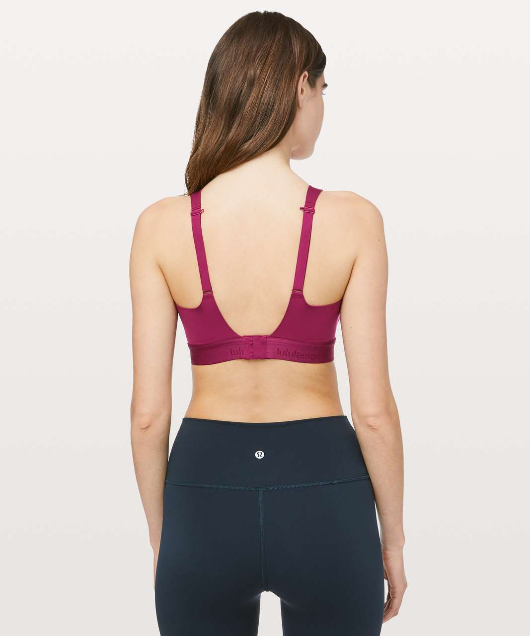 Lululemon Fine Form Bra - Star Ruby