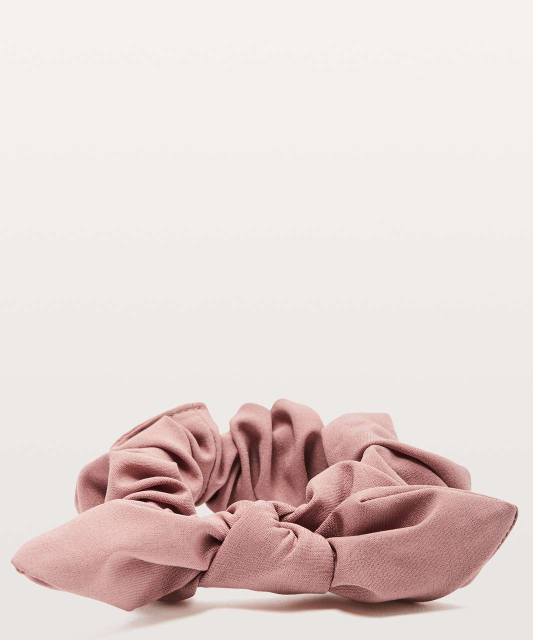 Lululemon Uplifting Scrunchie *Bow - Copper Coil