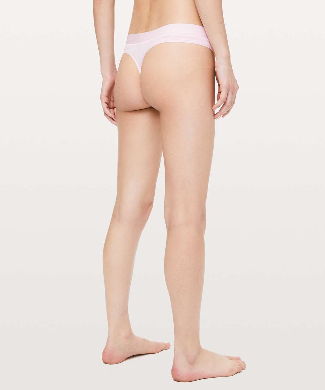 Lululemon Mula Bandhawear Thong *3 Pack - Pink Glow / Washed Marble Alpine White Silverscreen / Blue Cast