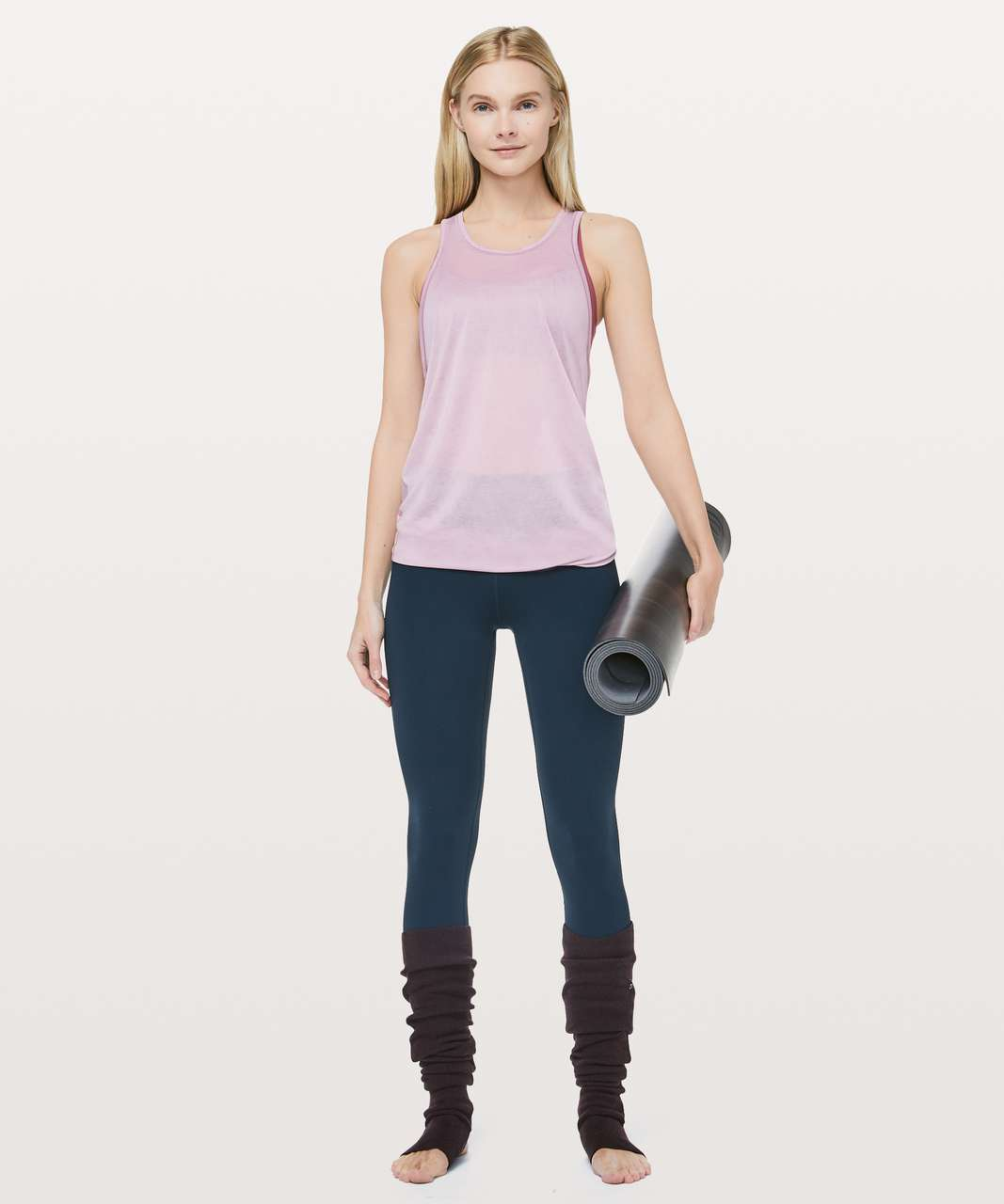 Lululemon Goal Up Tank - Antoinette