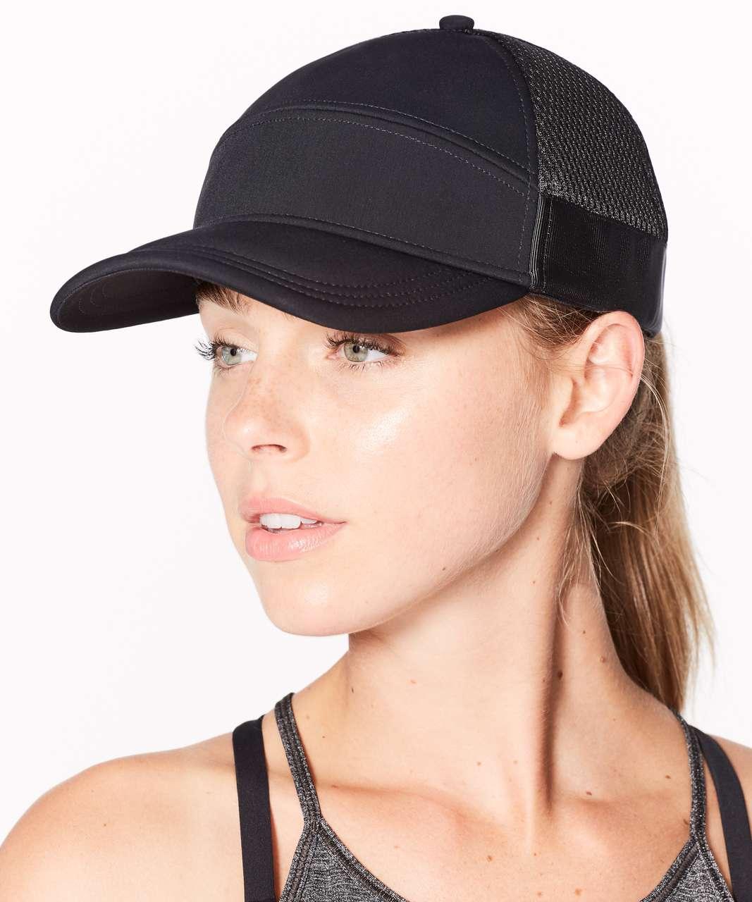 Lululemon Dash & Splash Cap - Black